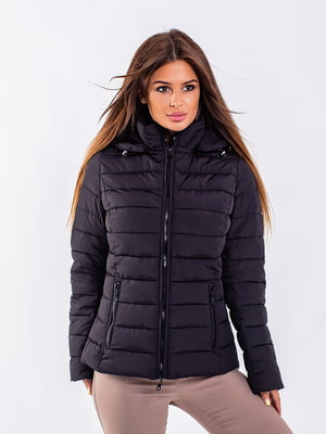 Куртка чорна | 5281679