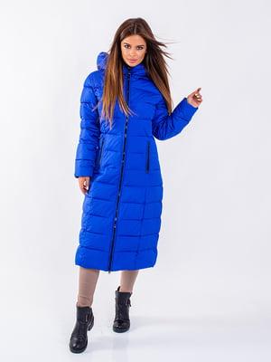 Пальто синее | 5281683