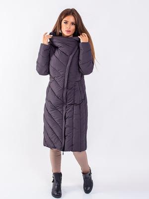 Пальто антрацитового цвета | 5281676