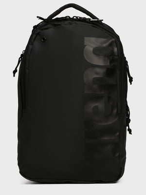 Рюкзак черный с логотипом | 5259504