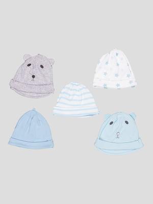 Набір шапок (5 шт.) | 5280607