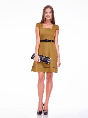 Сукня кольору папороті | 5281891