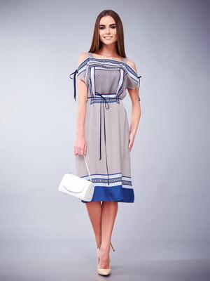 Сукня сіра | 5281942