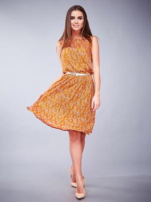 Сукня помаранчева | 5281946