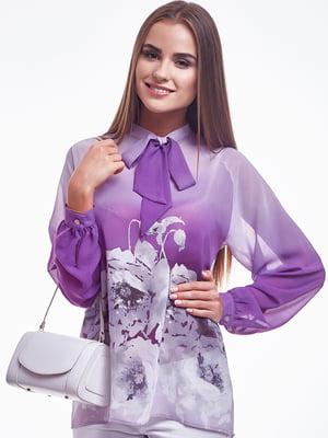 Блуза бузкового кольору | 5281951