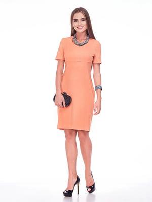 Сукня помаранчева | 5281954