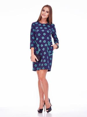 Сукня синя | 5281958