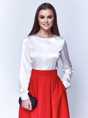 Блуза молочного цвета | 5281978