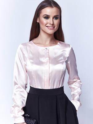 Блуза светло-розовая | 5281980