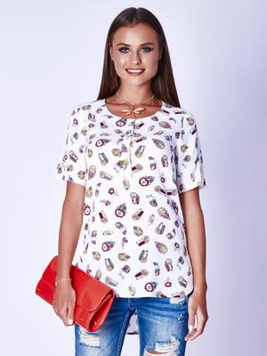 Блуза белая | 5281990