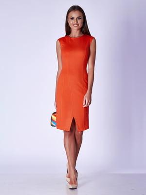 Платье коралловое | 5281994