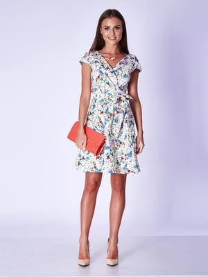 Платье молочного цвета   5282007
