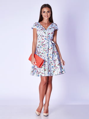 Платье светло-бирюзовое | 5282008
