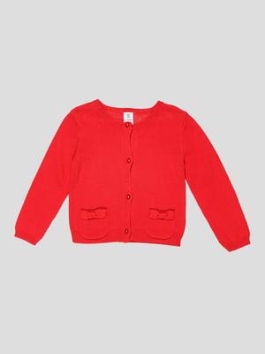 Кофта червона | 5280559
