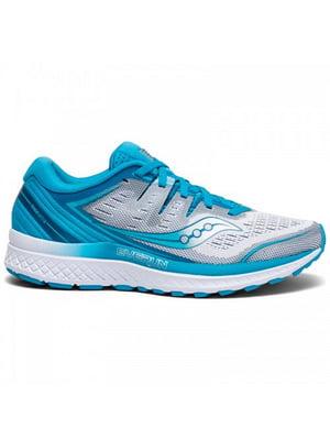 Кроссовки голубые | 5260991