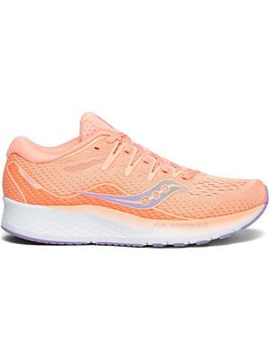 Кросівки персикового кольору | 5261005