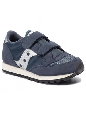 Кросівки сині JAZZ DOUBLE HL SK262125 | 5261026