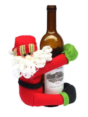Украшения для бутылки новогодня | 5282289