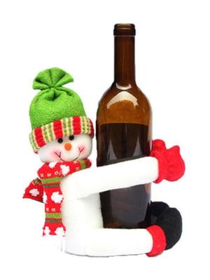 Украшения для бутылки новогодня | 5282290