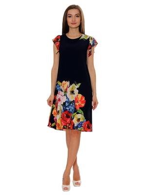 Сукня у квітковий принт | 5282461