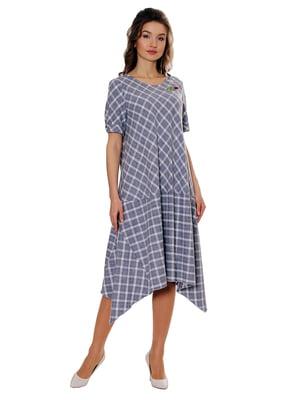 Сукня у клітинку | 5282462