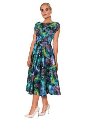 Сукня різнокольорова | 5282464