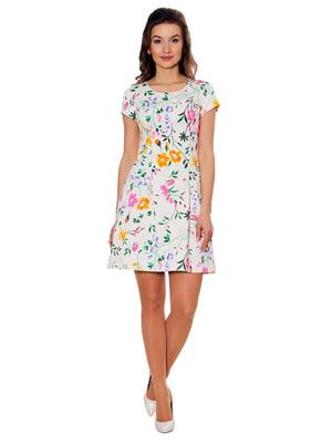 Сукня в квітковий принт | 5282467