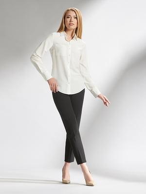 Блуза молочного цвета   5282509