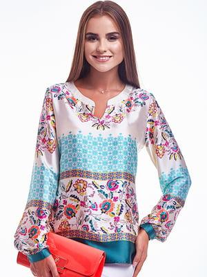 Блуза бежевая | 5281962