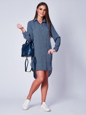 Платье голубое | 5282031