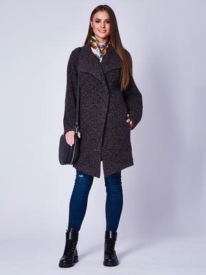 Пальто темно-сіре   5282040