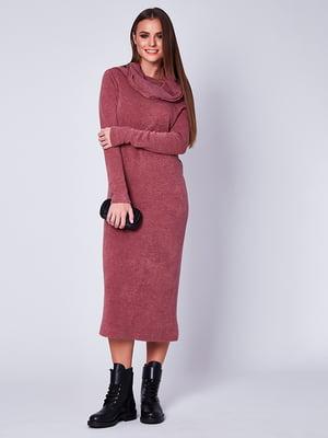 Сукня малинова | 5282045