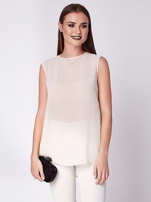 Блуза бежевая | 5282054