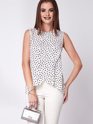 Блуза молочного цвета   5282063
