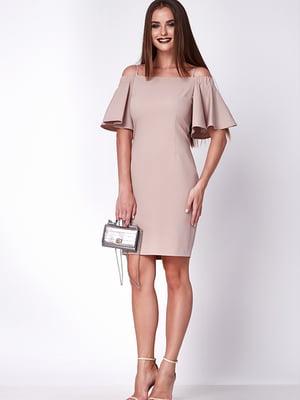 Сукня бежева | 5282069