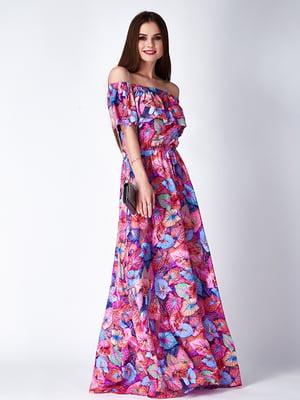Сукня в принт | 5282319
