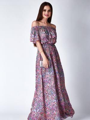 Платье горчично-зеленое | 5282321