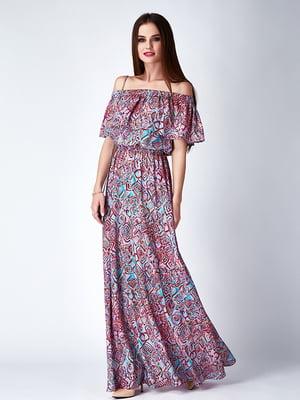 Сукня бордова | 5282322