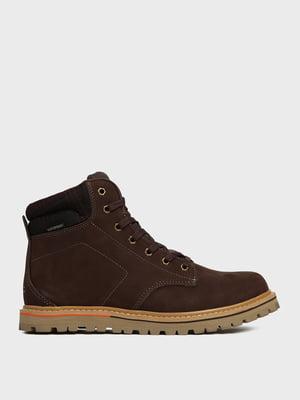 Ботинки коричневые | 5259756