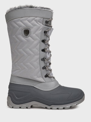 Ботинки серые | 5259767