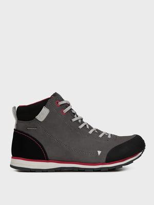 Ботинки серые | 5259773