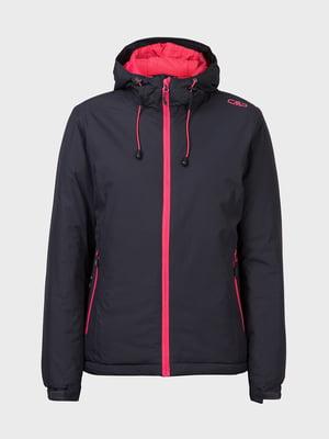 Куртка цвета антрацит   5259946