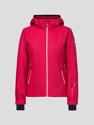 Куртка темно-розовая лыжная | 5259979