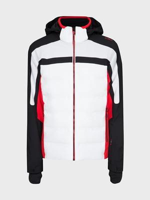 Куртка трехцветная лыжная | 5259989