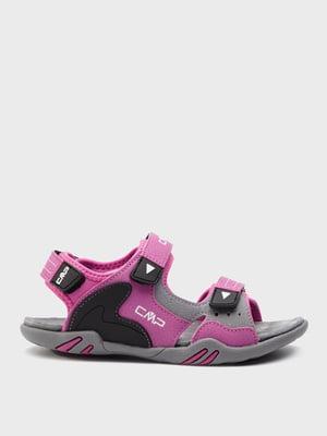 Сандалії сіро-рожеві | 5260102
