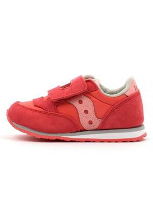 Кроссовки темно-розовые | 5261029
