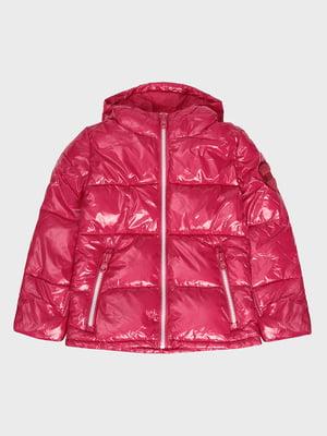Куртка малинова | 5259932