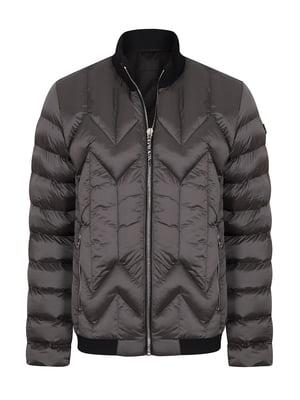 Куртка сріблястого кольору - Prada - 5282608