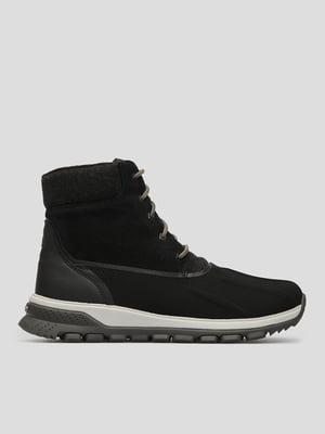 Черевики чорні | 4921029