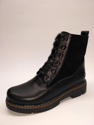 Ботинки черные | 5282667